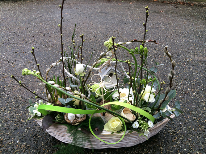 Top Voorjaarsworkshop - Carpentier Bloemen - De kaag #WN71